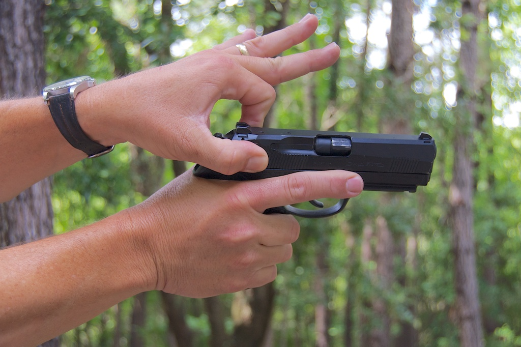 The Seven Deadly Sins of Handgun Shooting: Inappropriate Racking